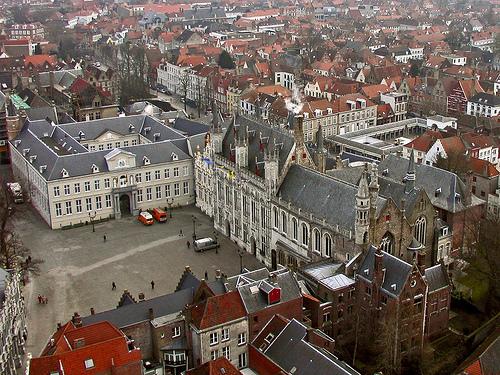 Brugge_Burgplatz