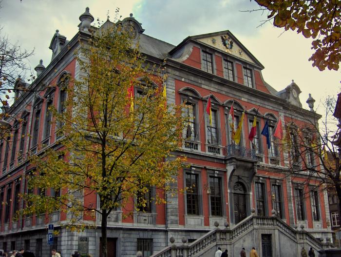 Liege_Hotel de ville