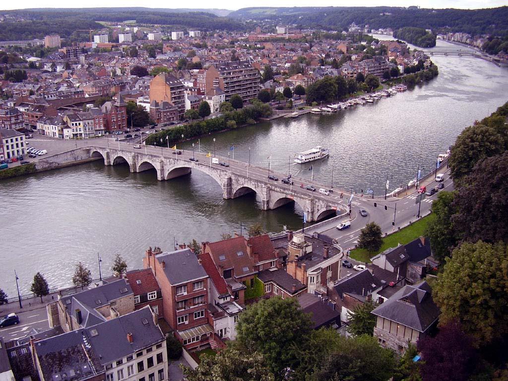 Namur_sightseeing