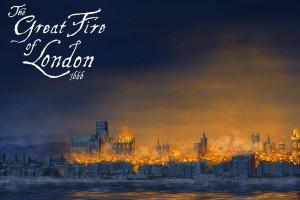Great Fire of Londn