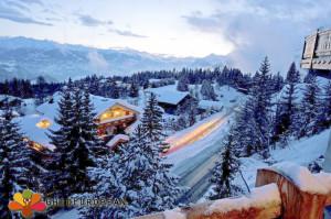 Suisse: Valais: Crans-Montana