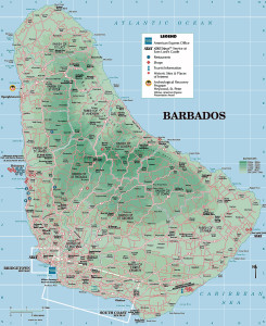 large_detailed_physical_and_tourist_map_of_barbados