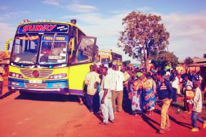 Tanzania bus