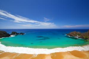 Plaja Baia do Sancho_Brazilia