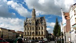 37 Town Hall Oudenaarde