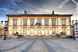 Hotel de ville luxembourg