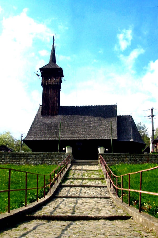 Albac_Olanesti_wood_church