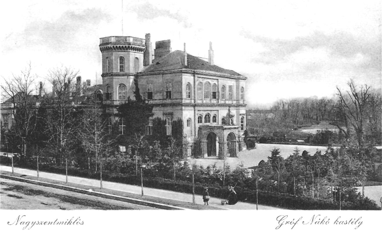 1864 Nagyszentmilós Kastell