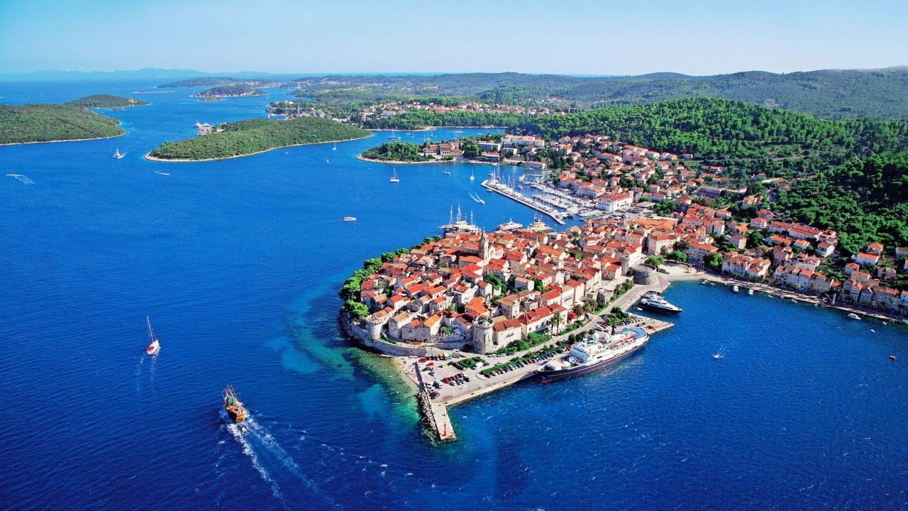 Dalmatian Coast of Croatia
