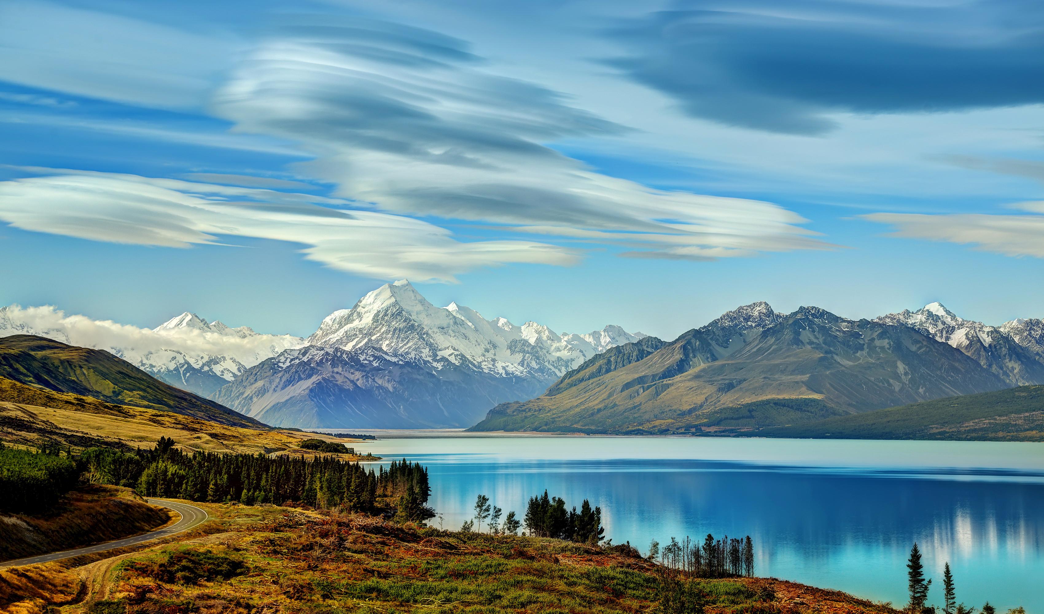 Lake Pukaki svetik