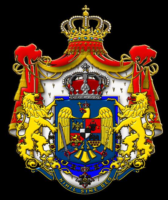 Romania_emblem3D monarhic seal 1918-1920