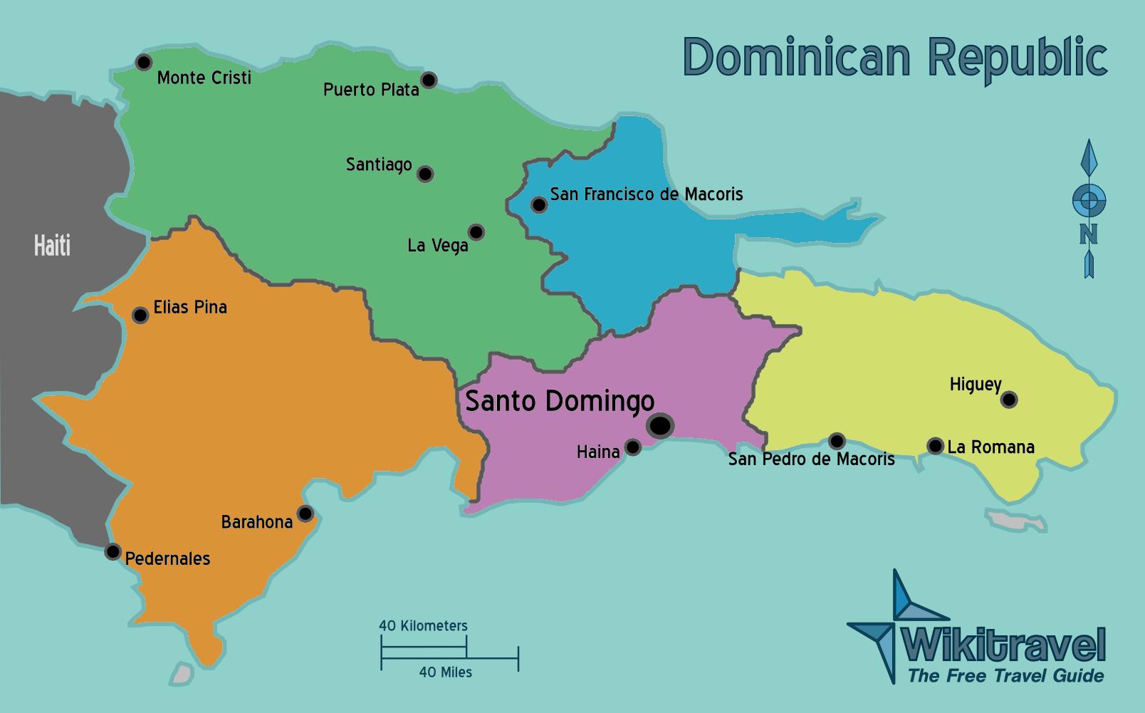 dominican_republic_regions_map