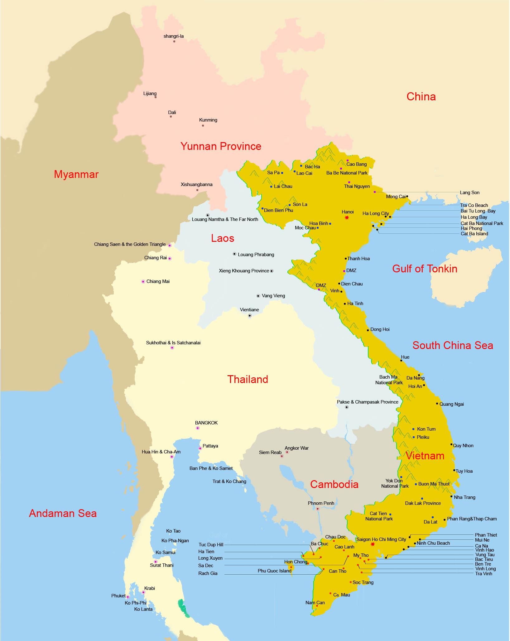 mekong basin-destination-map